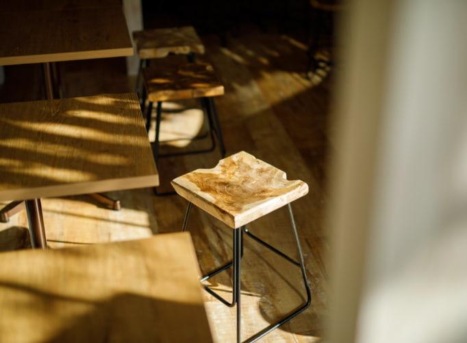 テーブル席イメージ